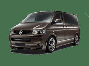 Фото Volkswagen Multivan T5 на сайте московской компании по прокату авто Элит Кар