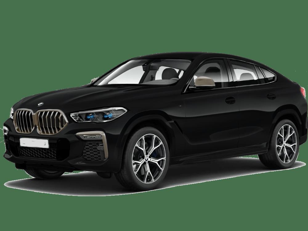 Аренда BMW X6 III (G06) M-Sport Package