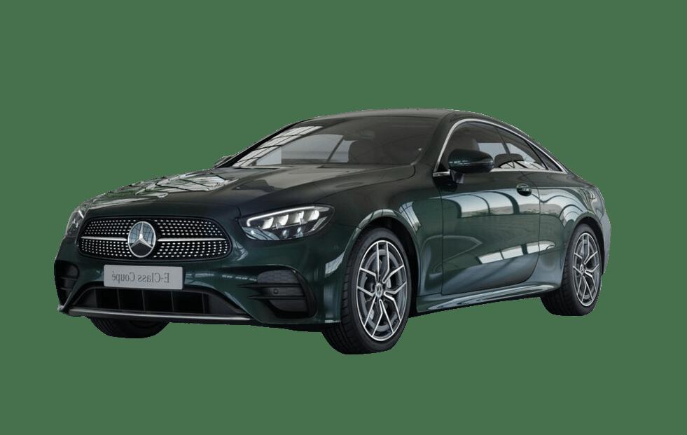 Аренда Mercedes-Benz E-Класс W213 рестайлинг coupe