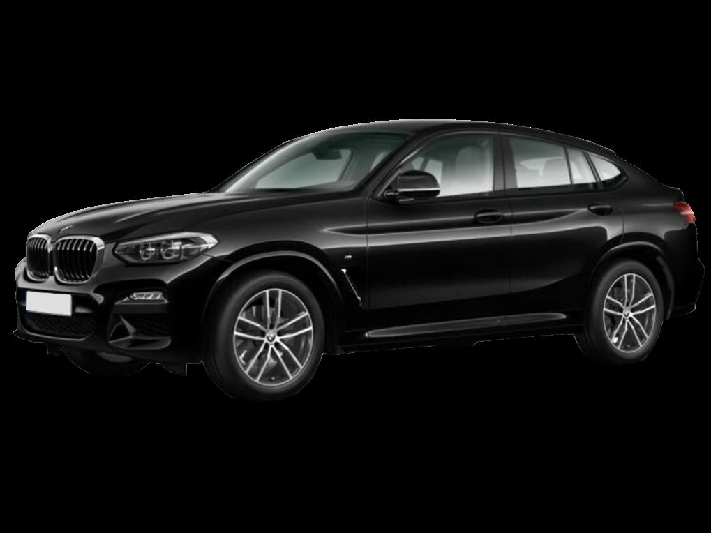 Аренда BMW X4 II G02