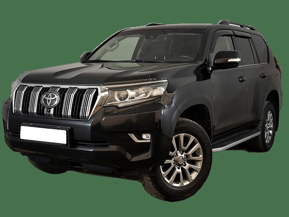 Аренда Toyota Land Cruiser Prado Рестайлинг 2